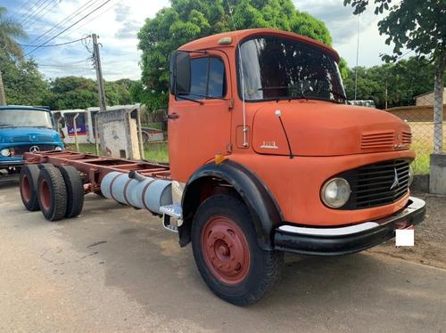 Mb 1113 1978 Truck Chassi , = Ñ É 1313 1513 1518 1316