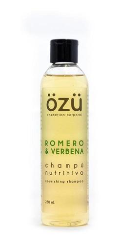 Shampoo Romero & Verbena 250 Ml - Özü