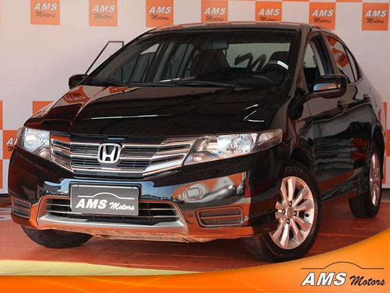 Honda City Sedan Lx-at 1.5 16v Flex 4p 2013