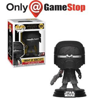 Funko Pop Star Wars Knight Of Ren Blaster Rifle Gamestop