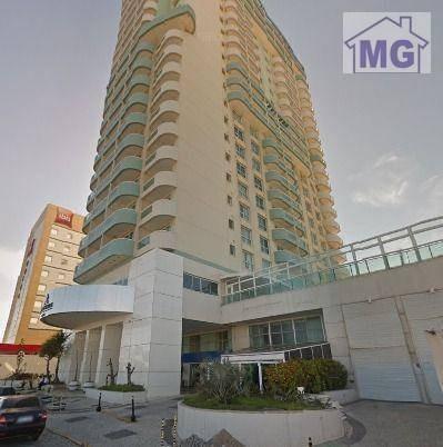 Imagem 1 de 20 de Flat Com 1 Dormitório, 70 M² - Venda Por R$ 200.000,00 Ou Aluguel Por R$ 2.000,00/mês - Glória - Macaé/rj - Fl0016