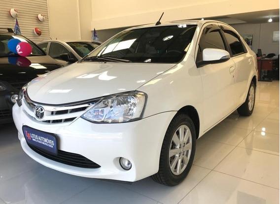 Etios Sedan Xls 1.5 Mt