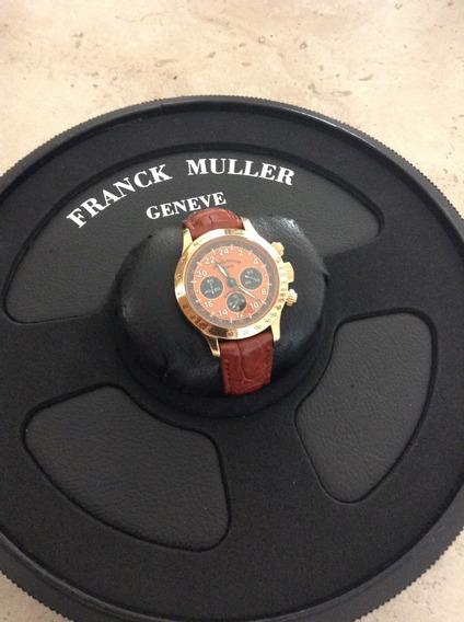 Reloj Franck Muller Endurance 24, Oro 18k, Solo 50 Piezas