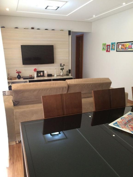 Apartamento Residencial Clarice À Venda, Floradas De São José, São José Dos Campos. - Ap0552