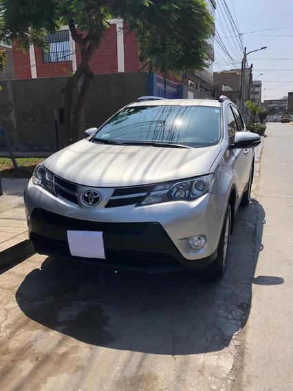 Toyota Rav4 2.5 4x2 At