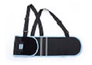 Faja Lumbar Seguridad Ombu Talle Xl Reforzada Para Espalda .