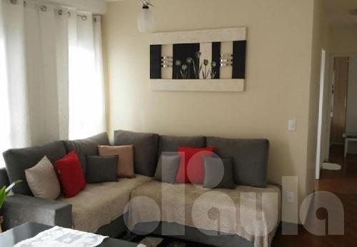 Imagem 1 de 11 de Vila Valparaíso - Apartamento Com 54 M2 - Lazer Com Piscina  - 1033-9085