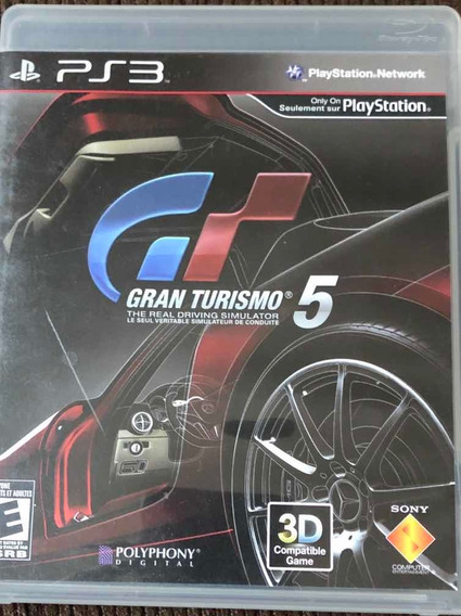 Gran Turismo 5 Gt-5