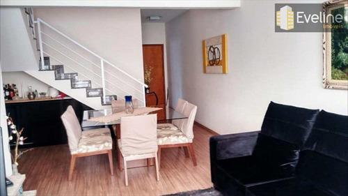Imagem 1 de 21 de Cobertura Com 4 Dorms, Vila Oliveira, Mogi Das Cruzes - R$ 670.000,00, 144m² - Codigo: 211 - V211