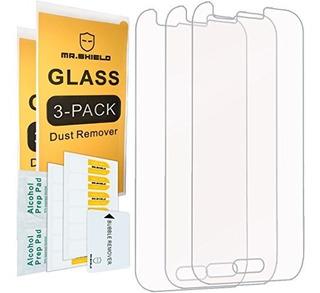 3pack Mr Shield Para Samsung Galaxy J1 Mini Galaxy J1 Mini