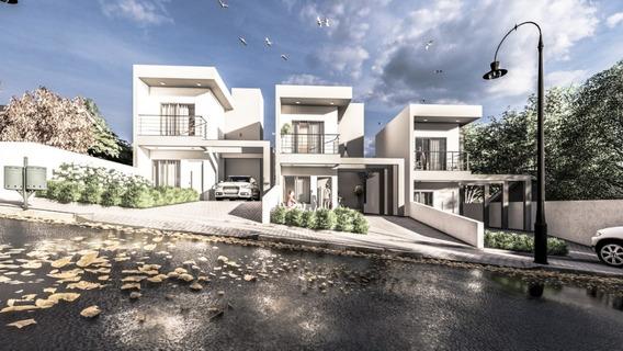Planta De Casa Projeto Arquiteto Personalizado Até 100,00 M²