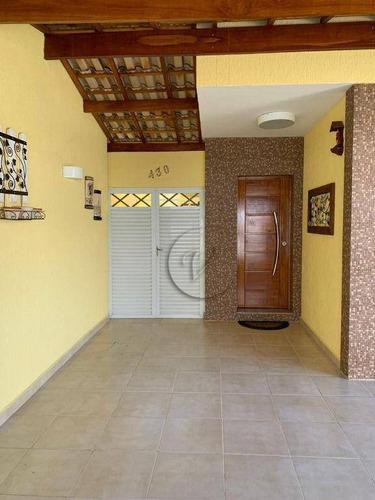 Imagem 1 de 30 de Sobrado Com 3 Dormitórios À Venda, 249 M² Por R$ 1.300.000,00 - Jardim Bela Vista - Santo André/sp - So0987