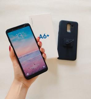 Celular Samsung A6 Plus 64gb.