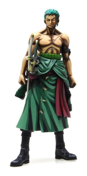 Figure Zoro - Master Stars Piece Manga Dimensions One Piece