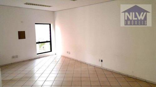 Imagem 1 de 29 de Sala Para Alugar, 100 M² Por R$ 4.000,00/mês - Morumbi - São Paulo/sp - Sa0022