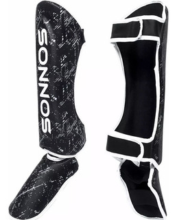Protector Tibial Profesional - Mma Y Kickboxing - Sonnos