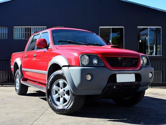L 200 Outdoor 4x4 2010 = S-10 Ranger Hilux Frontier
