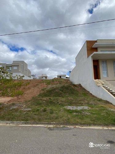 Imagem 1 de 14 de Terreno À Venda, 320 M² Por R$ 255.000,00 - Condomínio Residencial Renaissance - Sorocaba/sp - Te1101