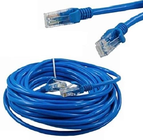 Cable De Red Utp 25 Metros Rj45 Cat 5e Patch Cord Ethernet