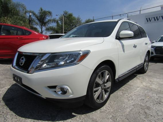 2015 Nissan Pathfinder Exclusive