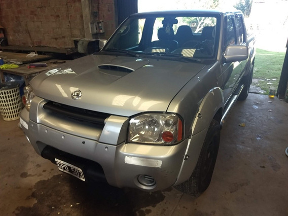 Nissan Frontier 2007 2.8 Dte Cab Doble Xe Aa 4x2