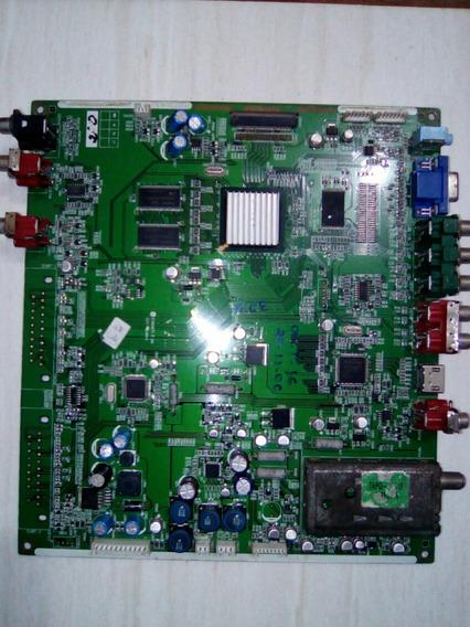 Placa Sinal Gradiente Lcd 3230