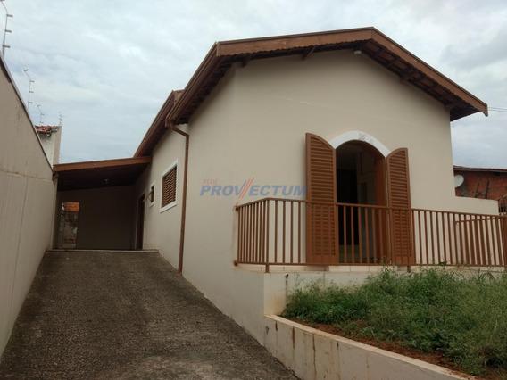 Casa Para Aluguel Em Jardim Santa Clara Do Lago I - Ca274624