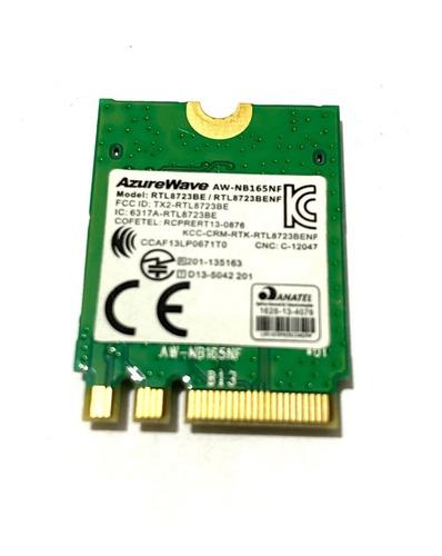 Placa Wifi Netbook G5 G6 Exo Bgh Bangho 5ta 6ta Aw-nb165nf
