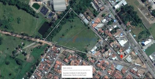 Área À Venda Em Jardim Das Palmeiras - Ar265435