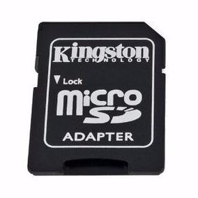 1000 - Adaptador Cartao De Memoria Micro Sd Kingston/sandisk
