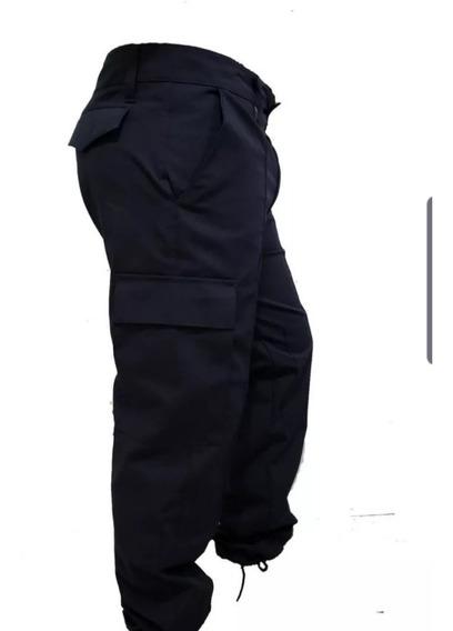 Pantalon Ripstop Azul, Policia, Fuerzas