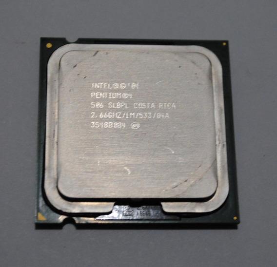 Processador Pentium 586 - 2.66 Ghz