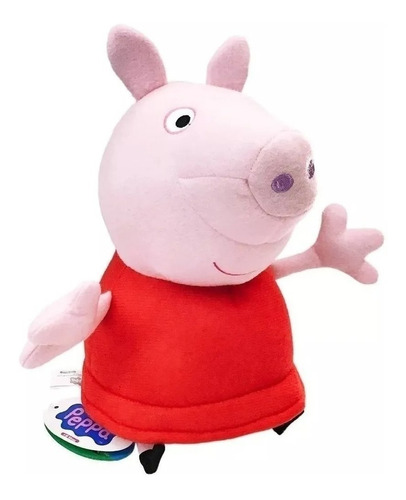 Peluche De Peppa Pig La Cerdita 40 Cm Art 05040 Loonytoys