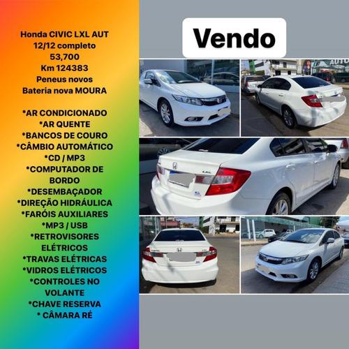 Honda Civic Lxl Automático
