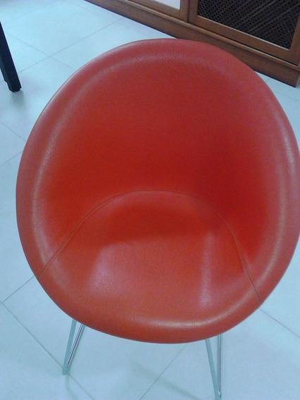 Jogo De Cadeiras + Mesa Com 4 Cadeiras