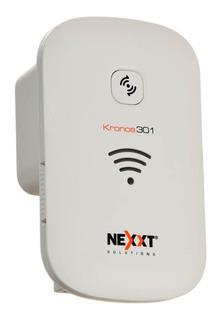 Amplificador De Señal Wifi 2.4ghz 3 En 1 300mbps Kronos 301