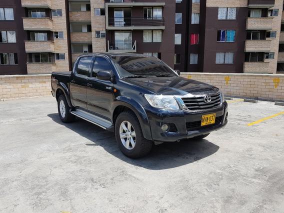 Toyota Hilux Diésel 4x4 2.5 2013