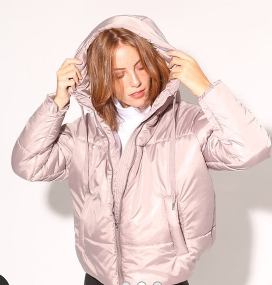 Campera Mujer Puffer Inflable Importada