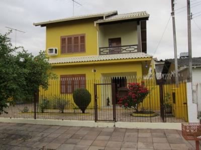 Casa Em Santa Teresa Com 4 Dormitórios - Vr5673