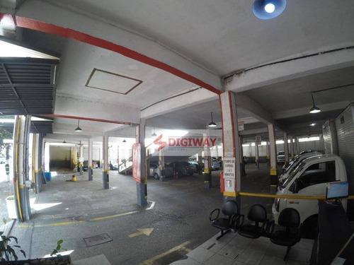 Galpão Próximo Ao Metrô - Ga0031