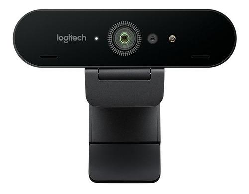 Camara Web  Logitech Brio 4k Pro