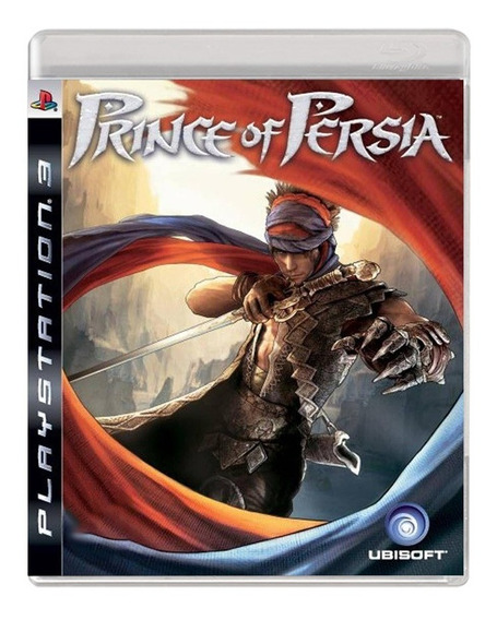 Prince Of Persia - Ps3 - Usado - Original - Midia Física