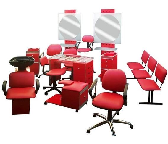 Muebles Para Estética O Salón De Belleza 13 Equipo Squares