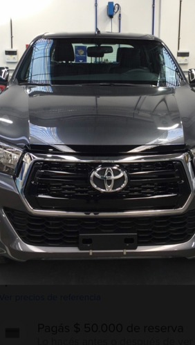 Toyota  Hilux  Srx 4x4 Automatica 2021 A/t