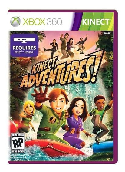 Kinect Adventures Xbox 360 Midia Fisica