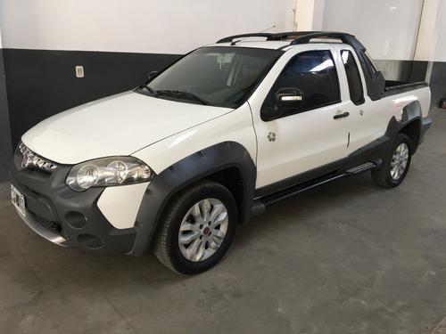 Fiat Strada Adventure 1.6 Cabina Y Media