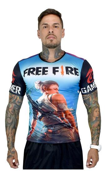 Camisa Blusa Compressão Super Man Herói 3d Estampada Fitness