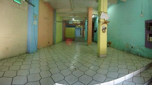 Salão Para Alugar, 440 M²  - Itaquera - São Paulo/sp - Ta5964