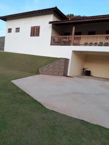 Chácara, 1035m², Casa Com 3 Dormitórios, 2 Suítes. Bairro Corrupira, Jundiaí-sp. Estuda Permuta. - Ch0023