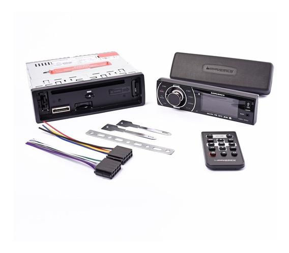 Stereo Maverick Mav-600 Bluetooth Desmontable Usb Sd Mp3 Cd